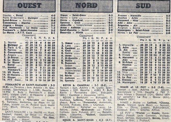 1975 D3 J29 REIMS LENS 2-1, le 16/05/1976
