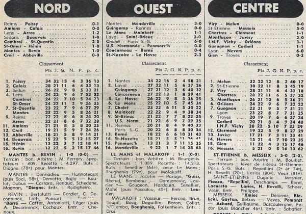 1976 D3 J22 REIMS POISSY 0-1, le 06/03/1977