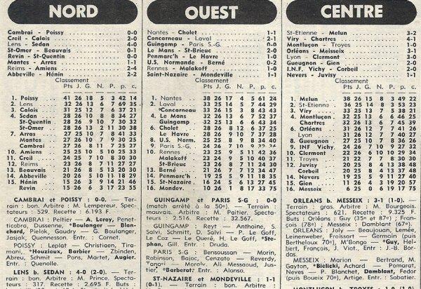 1976 D3 J26 REIMS AMIENS 2-4, le 03/04/1977