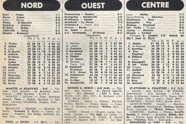 1976 D3 J28 LENS REIMS 4-2, le 26/04/1977