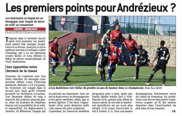 2016 CFA J04 JURA SUD REIMS, l'avant match, le 02/09/2016