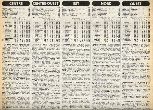 1977 D3 J17 REIMS HAZEBROUCK 0-0, le 22/01/1978