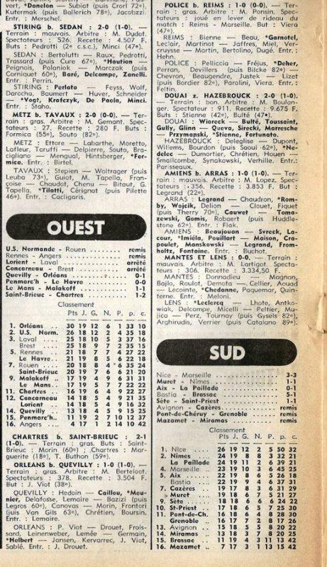 1977 D3 J19 REIMS POLICE 0-1, le 12/02/1978