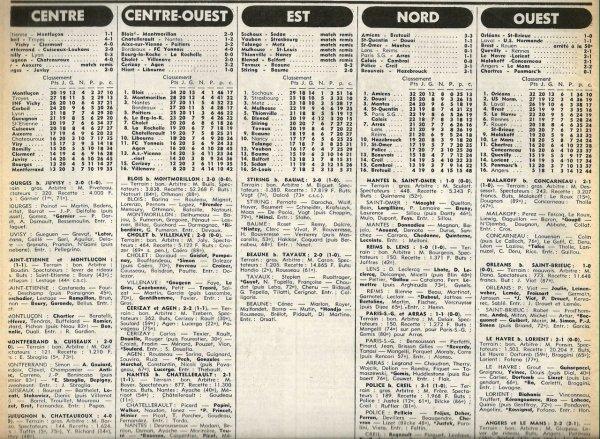 1977 D3 J20 LENS REIMS 0-1, le 26/02/1978