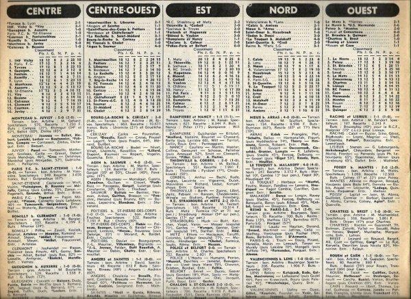 1978 D3 J12 REIMS PSG 3-1, le 26/11/1978
