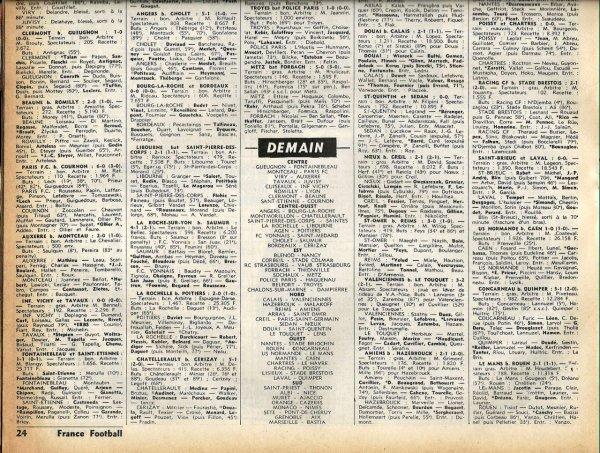 1978 D3 J13 SAINT OMER REIMS 3-0, le 10/12/1978