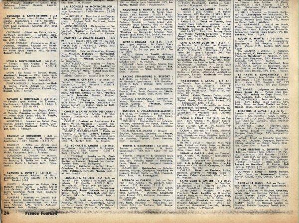 1978 D3 J20 DOUAI REIMS 3-1, le 25/02/1979
