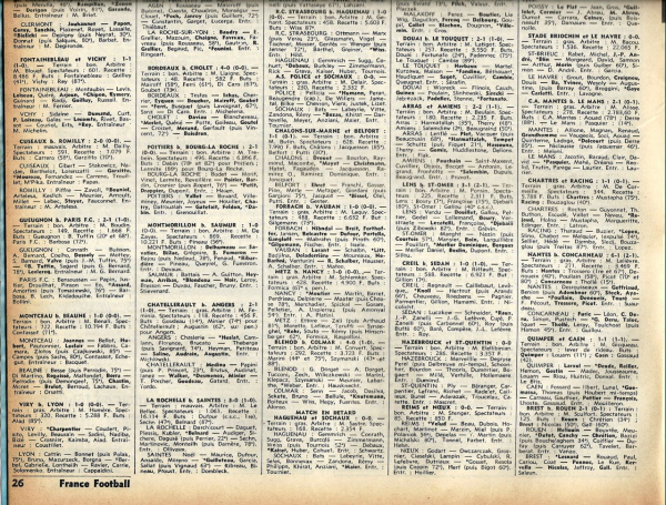 1978 D3 J25 REIMS NOEUX les MINES 0-0, le 01/04/1979