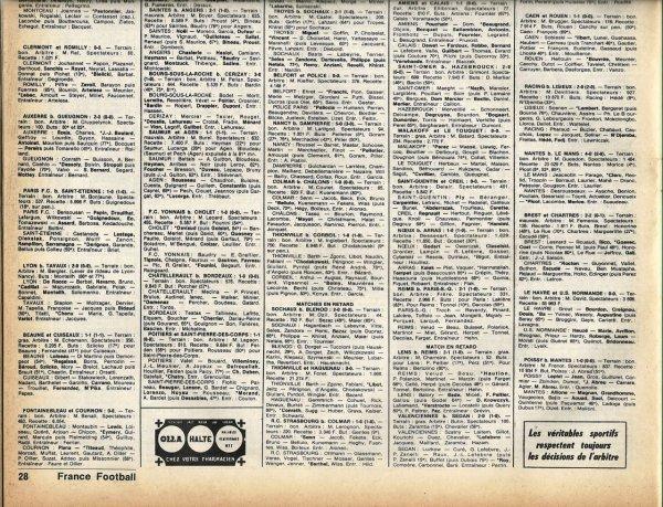 1978 D3 J26 PSG REIMS 1-2, le 08/04/1979