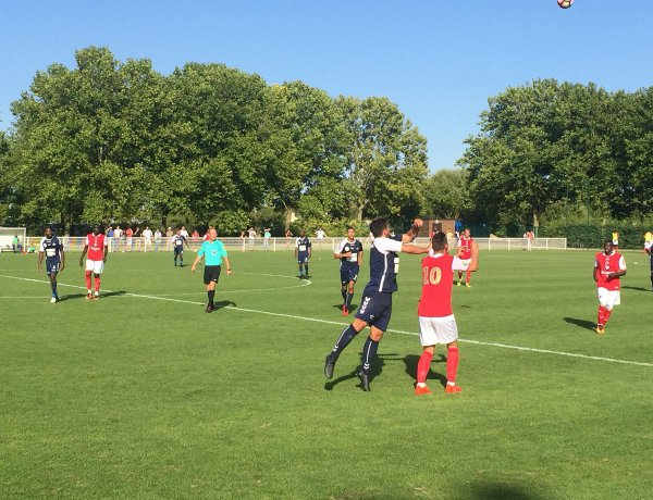 2016 CFA J05 REIMS SAINT LOUIS 2-0, le 10/09/2016