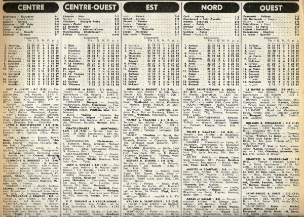1977 D3 J21 REIMS SAINT OMER 0-1, le 05/03/1978