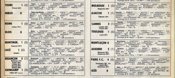 1979 D2A J03 REIMS BLOIS 1-0, le 25/08/1979
