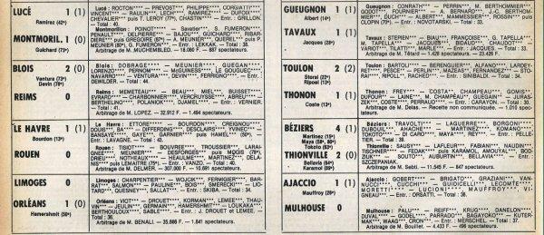 1979 D2A J19 BLOIS REIMS 2-0, le 08/12/1979