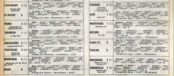 1979 D2A J20 REIMS QUIMPER 3-1, le 22/12/1979