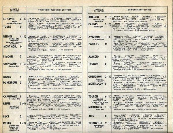 1979 D2A J34 CHAUMONT REIMS 1-2, le 21/05/1980