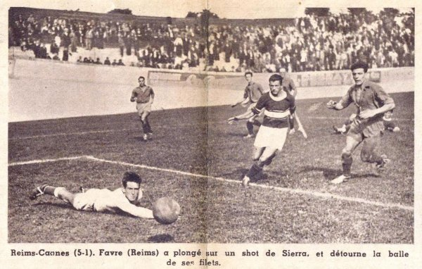 1946 D1 J04 REIMS CANNES 5-1, le 08/09/1946