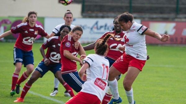 2016 D2 Féminines J07 ARRAS REIMS 1-0, le 30/10/2016