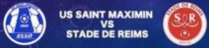 2016 CDFT7 SAINT MAXIMIN REIMS, l'avant match , le 12/11/2016
