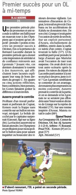 2016 CFA J12 REIMS RAON L' ETAPE 0-1, le 26/11/2016