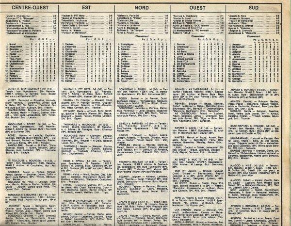 1985 D3 J04 REIMS EPINAL 6-0, le 14/09/1985