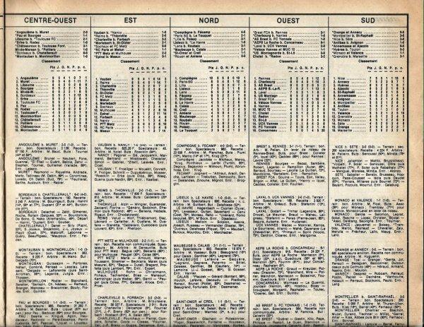 1985 D3 J05 REIMS THIONVILLE 2-0, le 21/09/1985