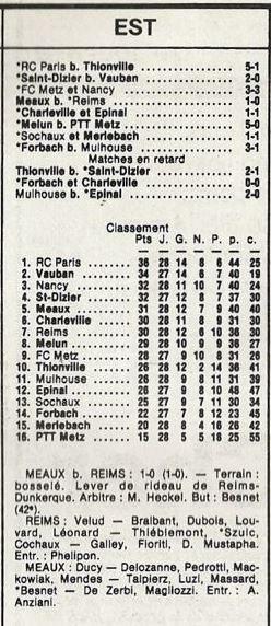 1985 D3 J28 REIMS MEAUX 0-1, le 26/04/1986