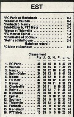 1985 D3 J30 REIMS MULHOUSE 2-2, le 10/05/1986