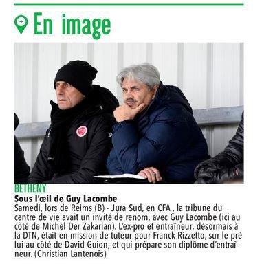 2016 CFA J18 REIMS JURA SUD 0-1, le 04/02/2017