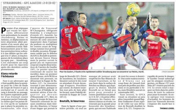 2016 Ligue 2 J23 STRASBOURG GAZELEC 2-0, le 03/02/2017