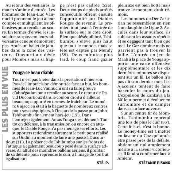 2016 Ligue 2 J24 GAZELEC REIMS 1-1, le 07/02/2017