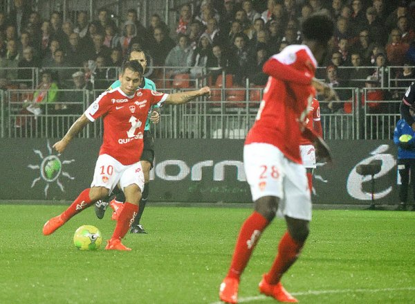 2016 Ligue 2 J27 REIMS BREST, l'avant match, le 26/02/2017
