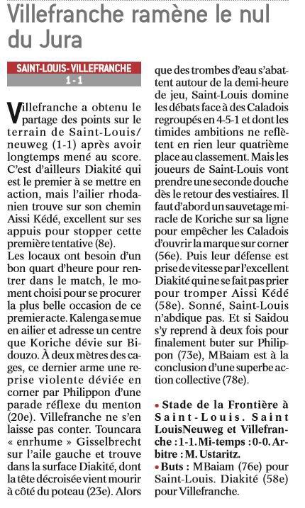 2016 CFA J21 REIMS GRENOBLE 1-3, le 04/03/2017