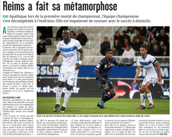 2016 Ligue 2 J28 AUXERRE REIMS 1-2, les + du blog,  le 06/03/2017