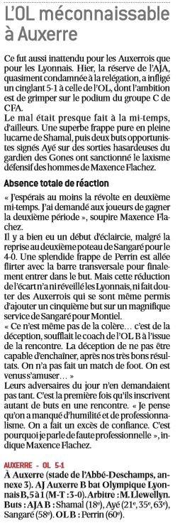 2016 CFA J26 RAON L' ETAPE REIMS 2-2, le 14/04/2017