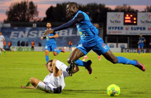 2016 Ligue 2 J35 NIORT REIMS 0-3, le 28/04/2017