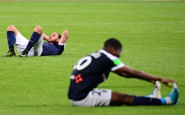 2016 BARRAGE ALLER L2/NAT : PARIS FC ORLEANS 0-1, le 23/05/2017