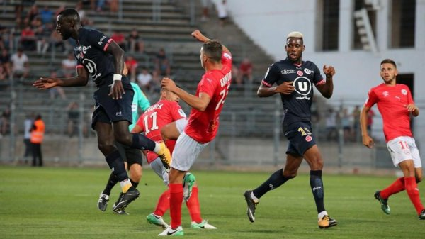 2017 Ligue 2 J01 NÎMES REIMS 0-1, le 28/07/2017