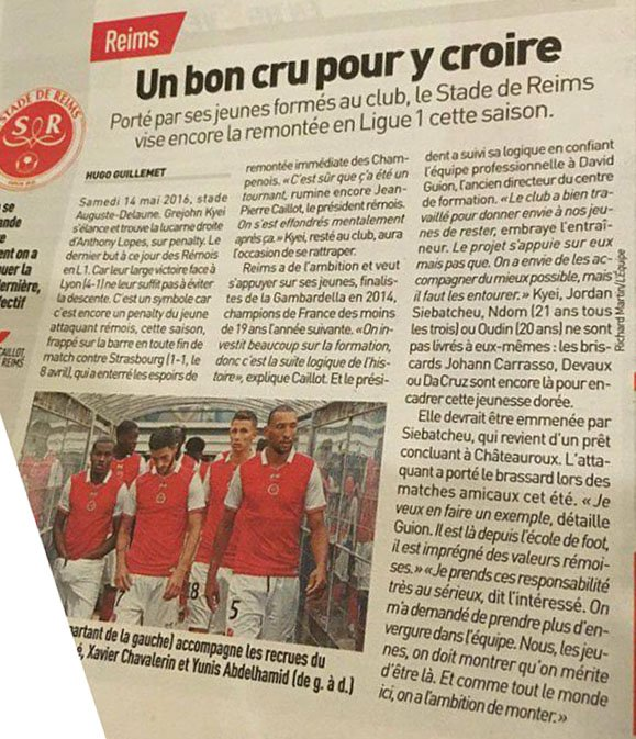 2017 Ligue 2 J02 REIMS ORLEANS 2-0, 05/08/2017