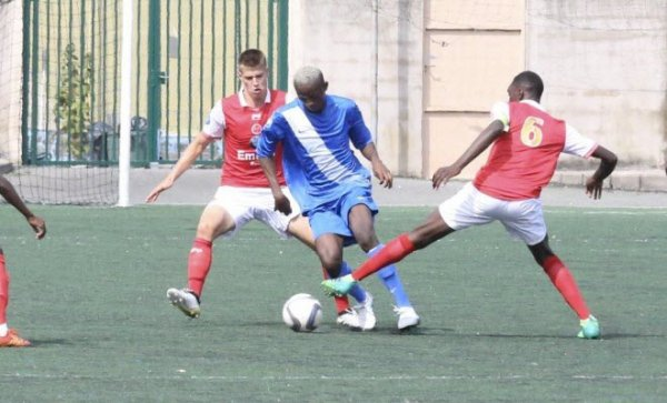2017 U19 Championnat national : la Phase aller , le 22/10/2017