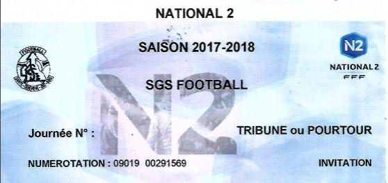2017 NATIONAL 2 J01 SAINTE GENEVIEVE SEDAN 1-3, le 12/08/2017