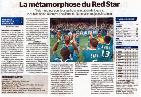 2017 NATIONAL 1 J03 RED STAR MARSEILLE CONSOLAT 2-0, le 19/08/2017