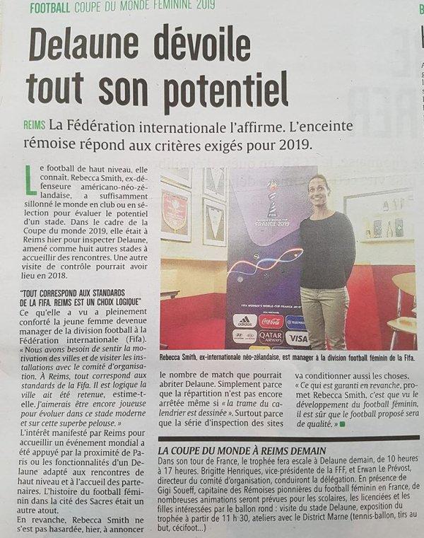 2017 Féminines : CDM , le trophée à DELAUNE, le 06/09/2017