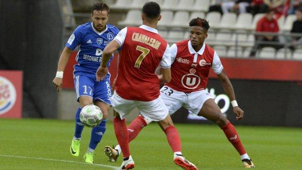 2017 Ligue 2 J06 REIMS BREST, l'avant match, le 10/09/2017