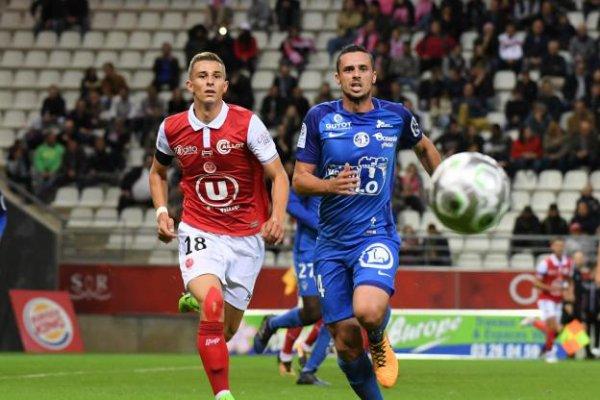 2017 Ligue 2 J06 REIMS BREST 0-1, le 11/09/2017
