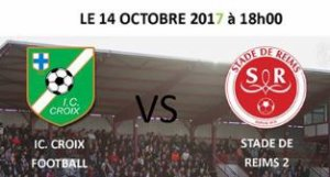 2017 NATIONAL 2 J08 CROIX REIMS 0-3 , le 14/10/2017