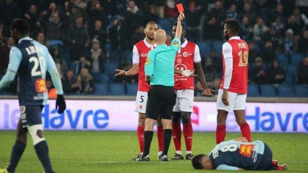 2017 Ligue 2 J14 LE HAVRE REIMS 0-0, le 06/11/2017