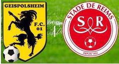 2017 CDFT7 GEISPOLSHEIM  REIMS, l'avant match,  le 11/11/2017