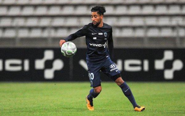 2017 Ligue 2 J15 REIMS PARIS FC, l'avant match, le 17/11/2017