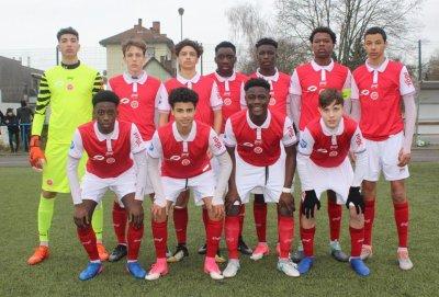 2017 U17 Championnat national : la Phase retour , le 29/04/2018