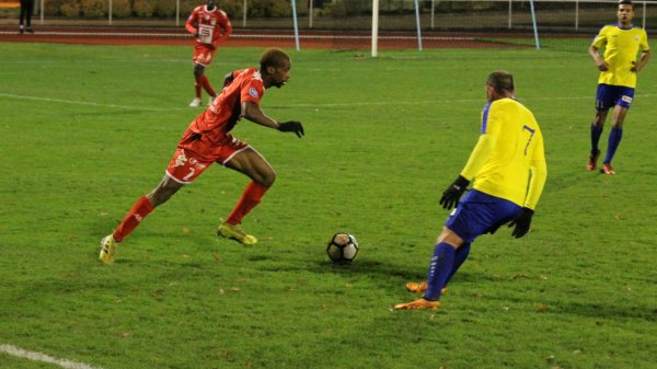 2017 NATIONAL 2 J13 POISSY BEAUVAIS 2-0, le 09/12/2017